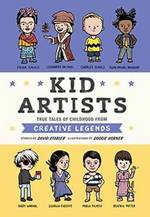 Kid Artists book