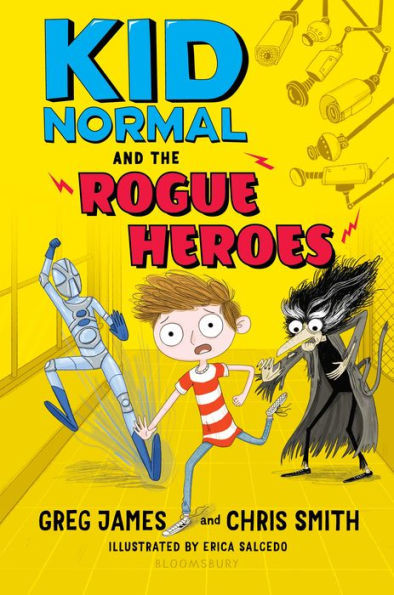Kid Normal and the Rogue Heroes book