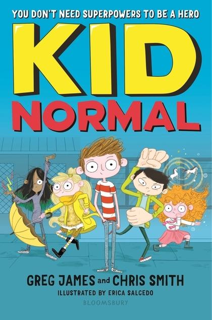 Kid Normal book
