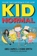 Kid Normal book