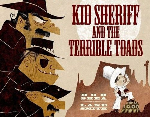 Kid Sheriff and the Terrible Toads book