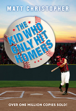 Kid Who Only Hit Homers book
