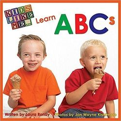 Kids Like Me... Learn ABCs book