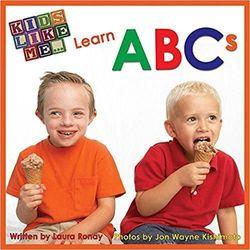 Kids Like Me... Learn ABCs book