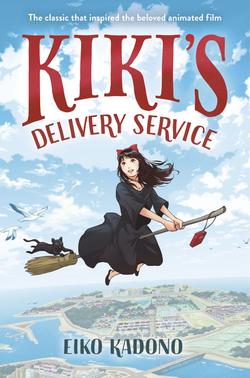 Kiki's Delivery Service book