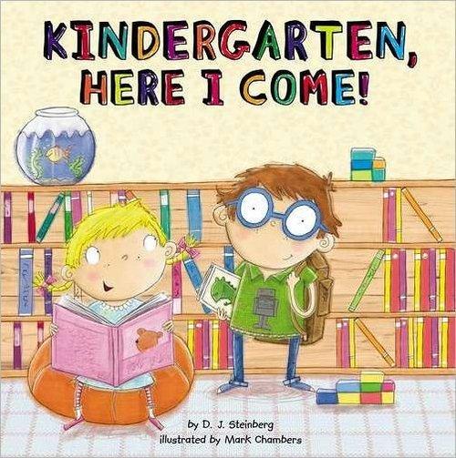 Kindergarten, Here I Come! book