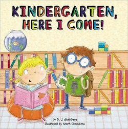 Kindergarten, Here I Come! book