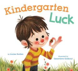 Kindergarten Luck book