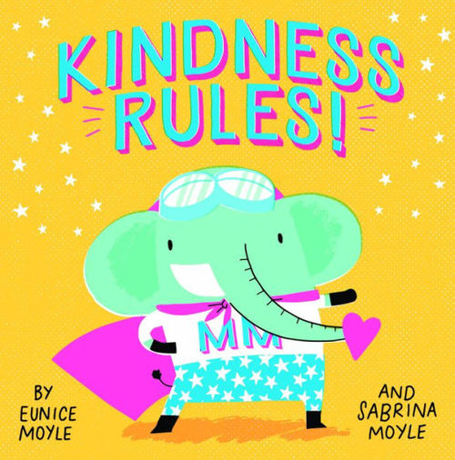 Kindness Rules! (a Hello!Lucky Book) Book