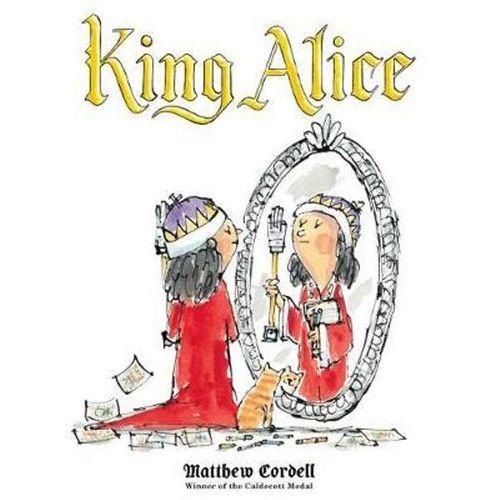 King Alice book