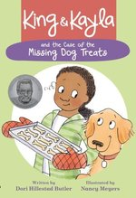 King & Kayla and the Case of the Missing Dog Treats book