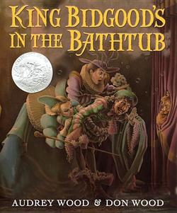 King Bidgood's in the Bathtub book
