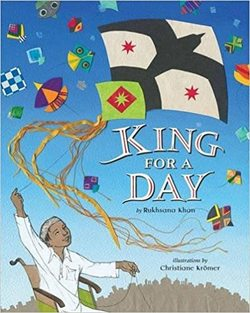 King for a Day book