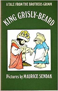 King Grisly-Beard book