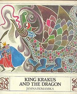 King Krakus and the Dragon book