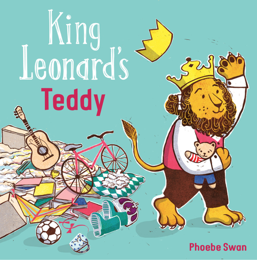 King Leonard's Teddy Book