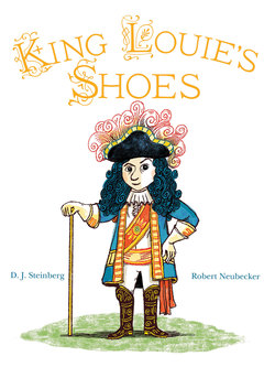 King Louie's Shoes book