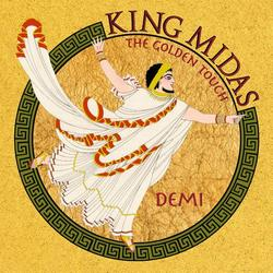 King Midas: The Golden Touch book