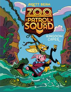 Kingdom Caper book