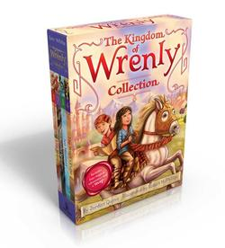Kingdom of Wrenly Collection (Includes Four Magical Adventures and a Map!): The Lost Stone; The Scarlet Dragon; Sea Monster!; The Witch's Curse (Boxed book