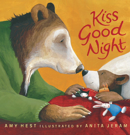Kiss Good Night Book