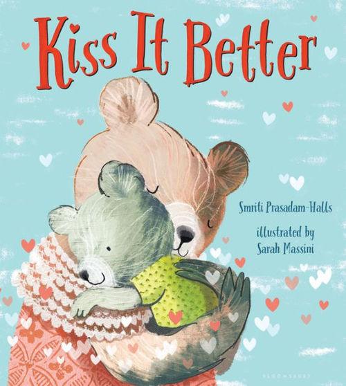 Kiss It Better book
