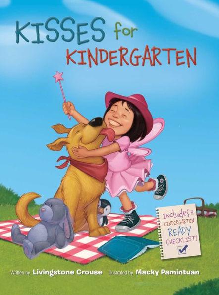 Kisses for Kindergarten book