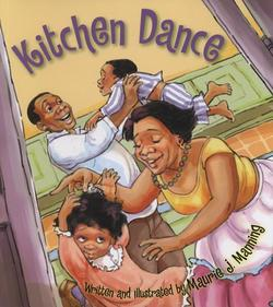 Kitchen Dance book