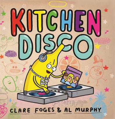 Kitchen Disco book