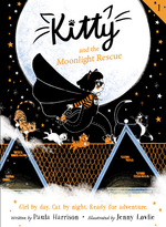 Kitty and the Moonlight Rescue book