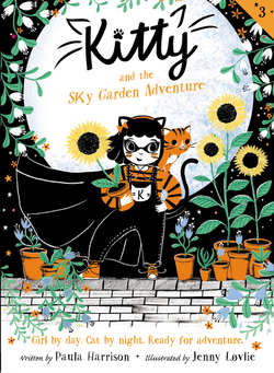 Kitty and the Sky Garden Adventure book