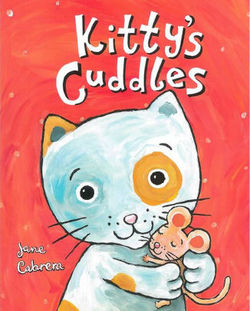 Kitty's Cuddles book