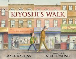 Kiyoshi's Walk book