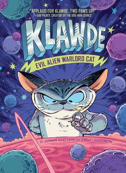 Klawde: Evil Alien Warlord Cat Book