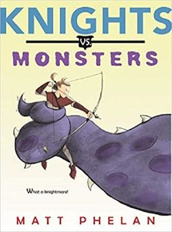 Knights vs. Monsters book