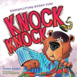 KNOCK KNOCK book