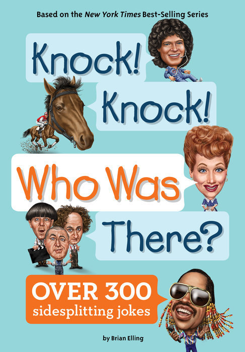 Knock! Knock! Who Was There? book