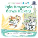 Kylie Kangaroo's Karate Kickers book