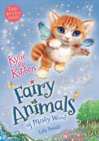 Kylie the Kitten book