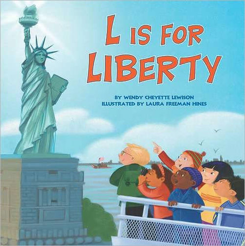 L Is for Liberty book