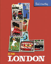 L Is for London book