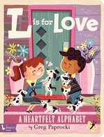 L Is for Love book