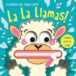 La La Llamas! book