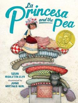 La Princesa and the Pea book
