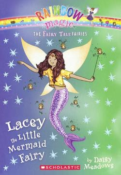 Lacey the Little Mermaid Fairy book