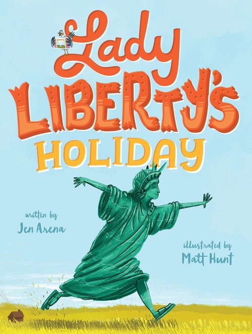 Lady Liberty's Holiday Book