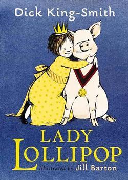 Lady Lollipop book
