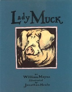 Lady Muck book
