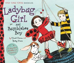 Ladybug Girl and Bumblebee Boy book