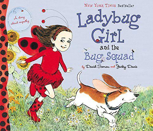 Ladybug Girl and the Bug Squad book